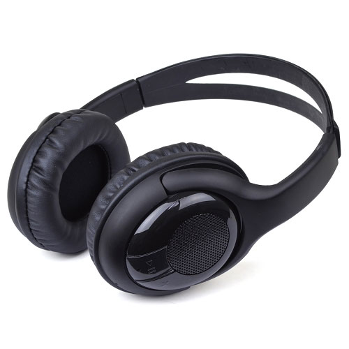 bluetooth 3 0 over ear wireless headset and microphone. Black Bedroom Furniture Sets. Home Design Ideas