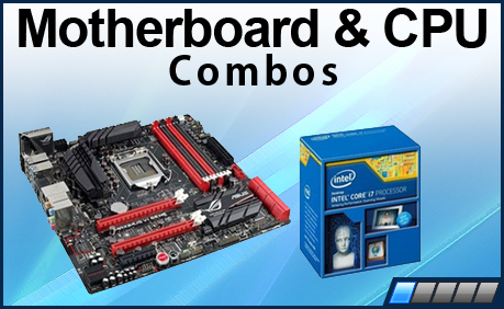 Motherboards Combos on Sale Now!