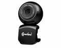 Connectland CL-MC-GF-BK 5MP USB Webcam with Built-in Microphone