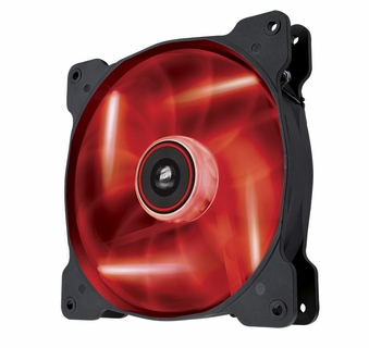 Corsair Air CO-9050024-WW SP140 LED Red High Static Pressure 140mm Fan