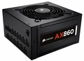 Corsair AX860 SLI & CrossFire Ready 860W 80 PLUS Platinum ATX PSU