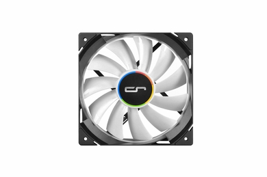 Cryorig QF120 Balance 120mm PWM Fan 300 - 1600RPM CR-QFA