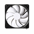 Fractal Design Silent R3 140mm Cooling Fan White FD-FAN-SSR3-140-WT