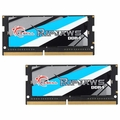 G.SKILL Ripjaws 16GB 2x8G 260-Pin DDR4 SODIMM 2133 PC4 17000 Laptop Memory F4-2133C15D-16GRS