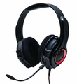 GamesterGear Cruiser PC200 57mm Driver Stereo Headphones