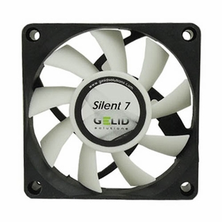 GeLid FN-SX07-22 Silent 7 70mm Case Fan
