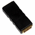 HDMI Female to Female HDMI Coupler (Black)