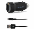 Kensington K39704AM PowerBolt 1A Fast Car Charger for iPhone 5