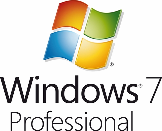 Microsoft Windows 7 Professional 64bit Edition Full Oem
