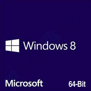 Microsoft Windows 8 OEM 64-bit (Full Version)