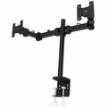 MonMount Dual Monitor Desk Clamp & LCD Mount