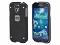 MonoPrice 11019 Black Industrial Metal Mesh Guard Case for Samsung Galaxy S 4