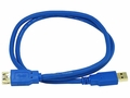 MonoPrice 6505 3ft Male to Female USB 3.0 A Extension Cable