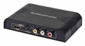 MonoPrice 9994 Composite/ S-Video/ HDMI to HDMI Converter and Switch