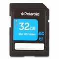 PNY Polaroid 32GB P-SDHC32G10-EFPOL SD High-Capacity Flash Card