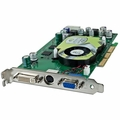 Refurb GeForce FX5200 Ultra 128MB DDR DVI/VGA AGP Video Card