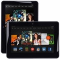 Refurbished Amazon Kindle Fire HD 16GB 7 inch Touchscreen Tablet Fire OS w/Camera, Bluetooth & HDMI X43Z60-PB-RCC