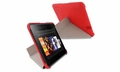 """rooCASE GDI-FIREHD7-OG-SS-RD Kindle Fire HD 7"""" Origami SlimShell Case"""