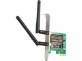 Rosewill RNX-N600PCE_v2.0 Dual Band Wireless N600 Wi-Fi Adapter PCI-Express Interface, 2x External Antenna