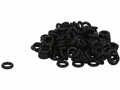Rosewill RO-100B Silicon O-Ring Dampeners Cherry MX Key Black 135pcs