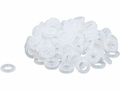 Rosewill RO-100T Clear Silicon O-Ring Dampeners Cherry MX Keys 135pcs