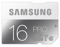 Samsung MB-SG16D/AM 16GB PRO Class 10 SDHC up to 90MB/s