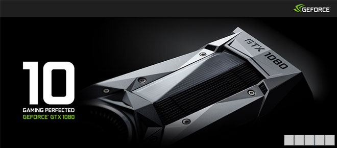 All new GTX1080 video cards in stock.