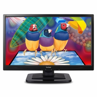 """ViewSonic VA2249S Black 22"""" IPS Wide Viewing Angle LED Backlight LCD Monitor"""