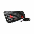 Viotek Hawkpeck 2.4GHz Wireless USB Gaming Keyboard and Mouse