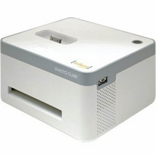 VuPoint IP-P10-VP Photo Cube iPhone & iPod Color Printer - Refurb