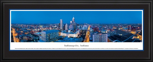 Indianapolis Skyline Picture