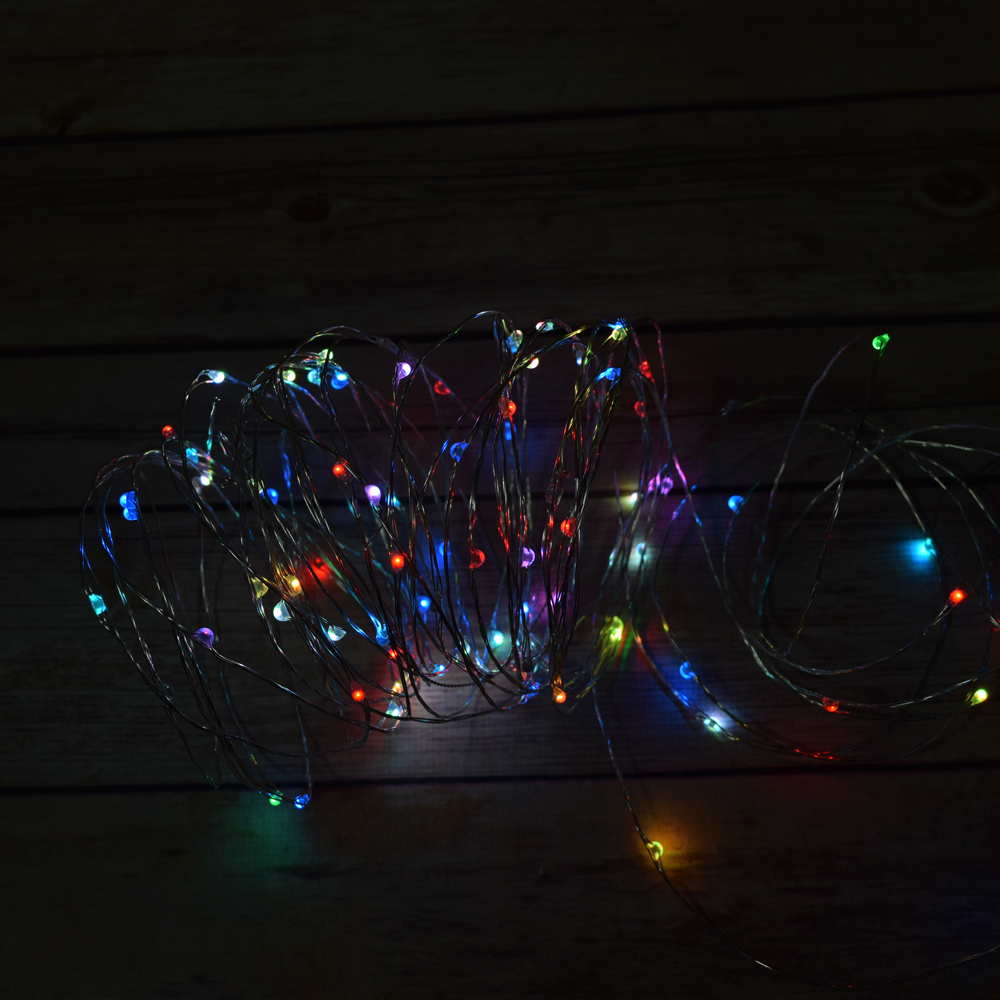 Color Changing Fairy Lights