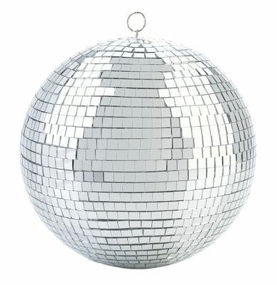 16 Quot Silver Disco Mirror Ball For Dance Party On Sale Now