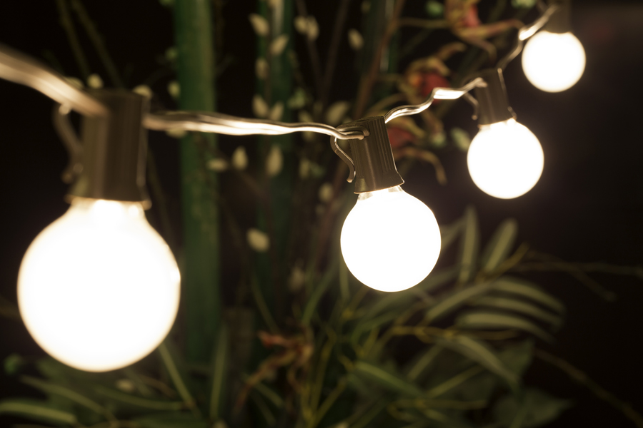 Cool 13 Patio Globe String Lights Images