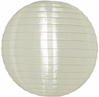 Beige Nylon Lanterns
