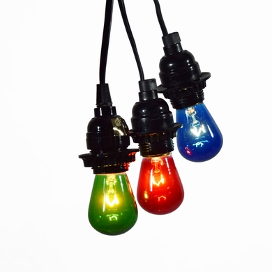 Triple Socket Pendant Light Cord Kit For Lanterns 19ft