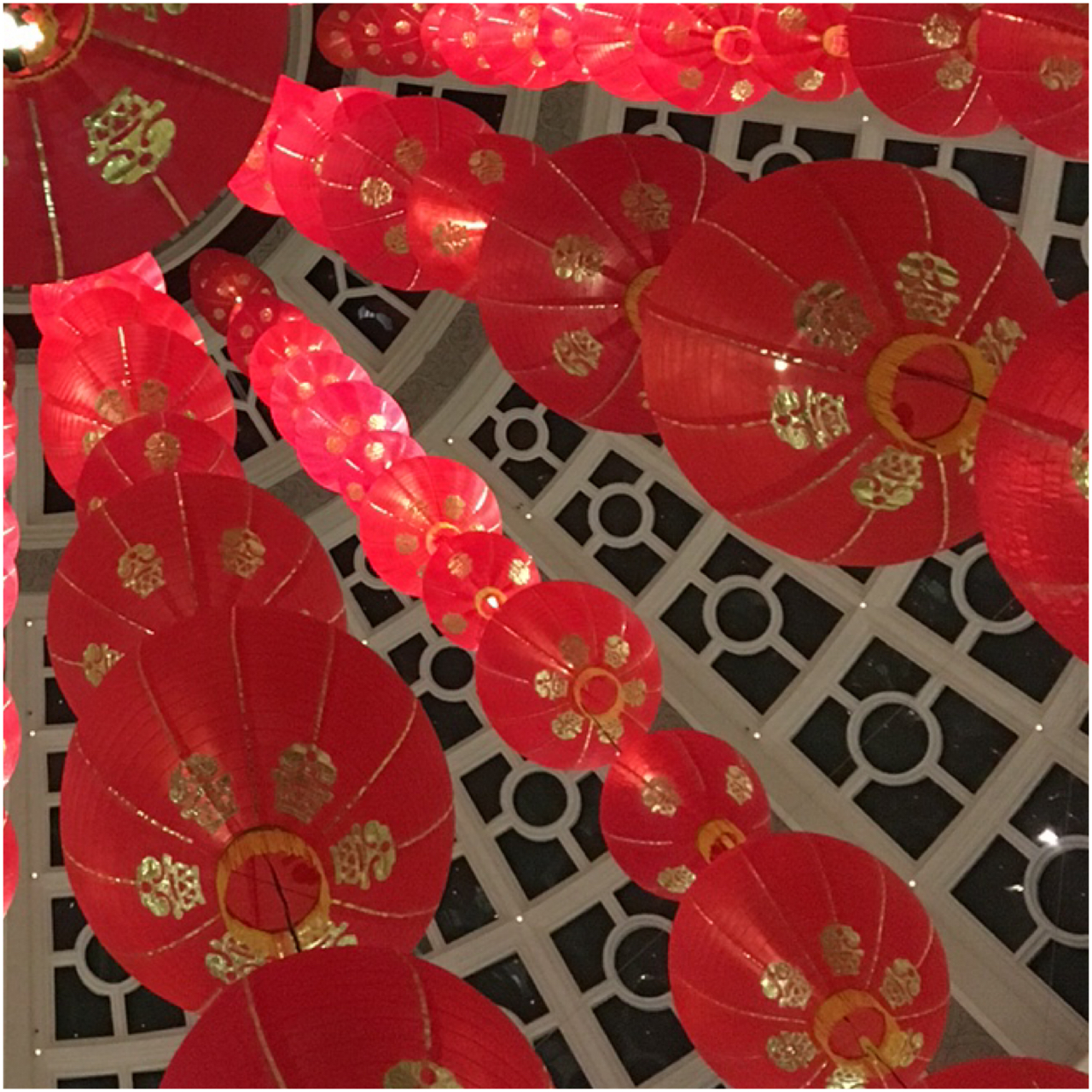 24 Quot Traditional Chinese Lantern W Tassel From