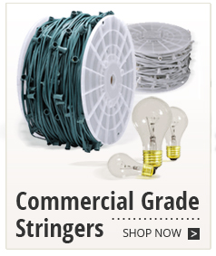 Commercial Grade Stringers