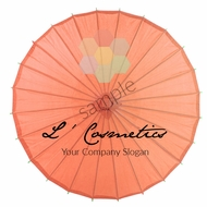 Custom Printed Personalized Parasol Umbrellas