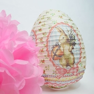Easter Theme Paper Lanterns