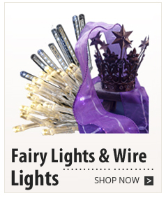 Fairy Starry String Wire Lights