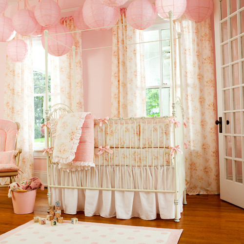 Nursery room decorating ideas paper lanterns - Paper decorations for room ...