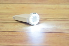 12 LED Multifunction Remote Controlled Light, White