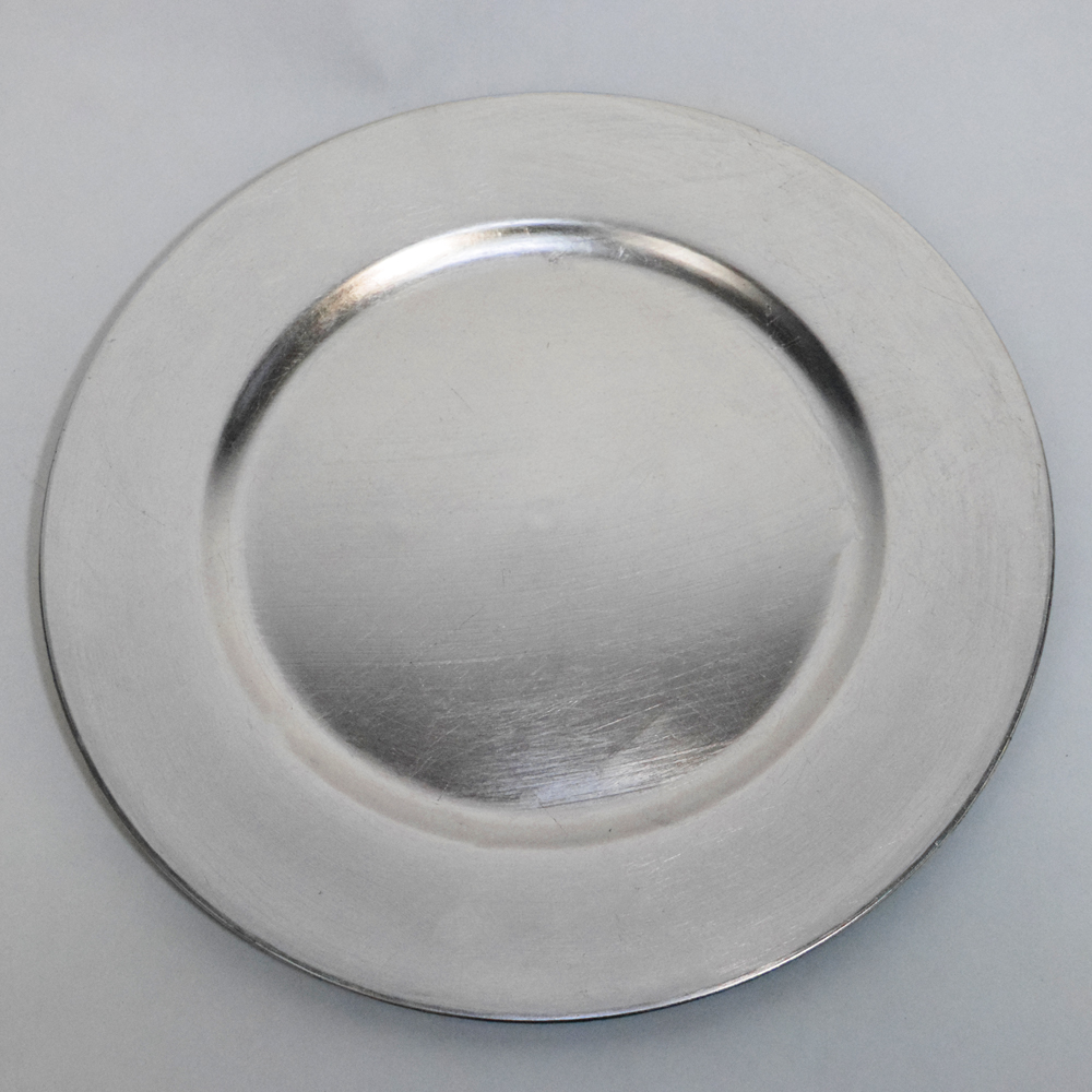 Silver Charger Plate 13 Inch 13 Inch On Sale From