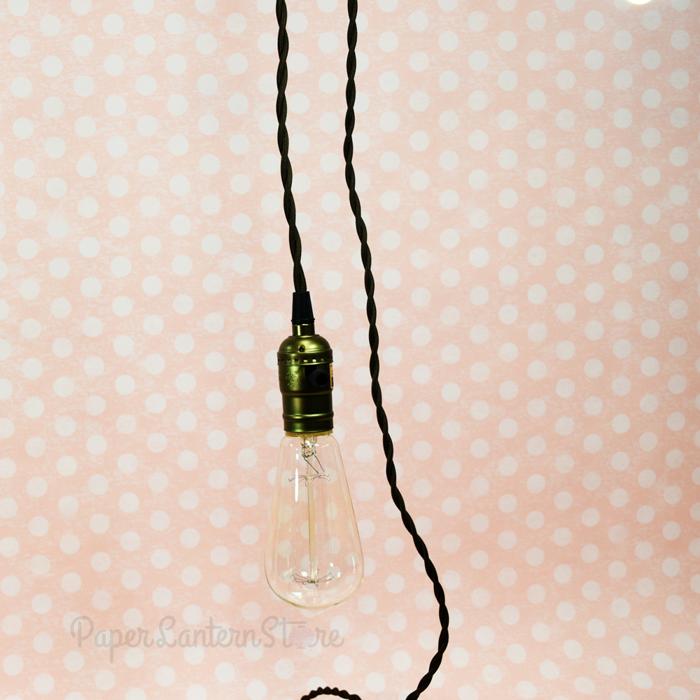 pendant cord kit lights cheap cord kits for edison bulbs at bulk. Black Bedroom Furniture Sets. Home Design Ideas