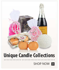 Unique Candle Collections