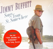 Jimmy Buffett<BR>Songs from <BR>St. Somewhere
