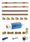 "Aeromist Copper 3/8"" Low Pressure Misting Line System AM52500"