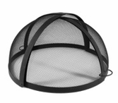"""Asia Direct 28"""" Fire Pit Screen AD115-TS"""