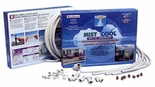 "Mist & Cool MC530 Low Pressure 3/8"" Misting Line System 12'"